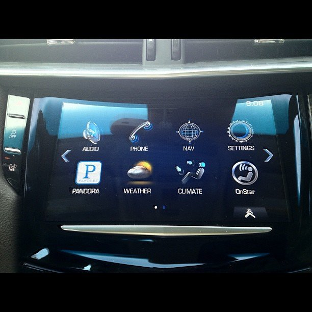 Cadillac CUE Touch Screen Not Working – Cadillac Parts