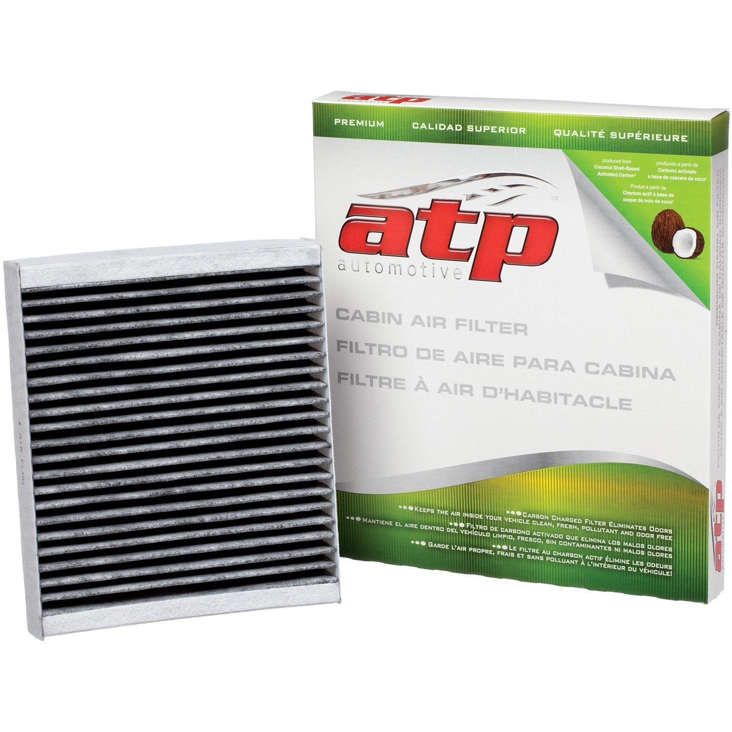 in-cabin air filter