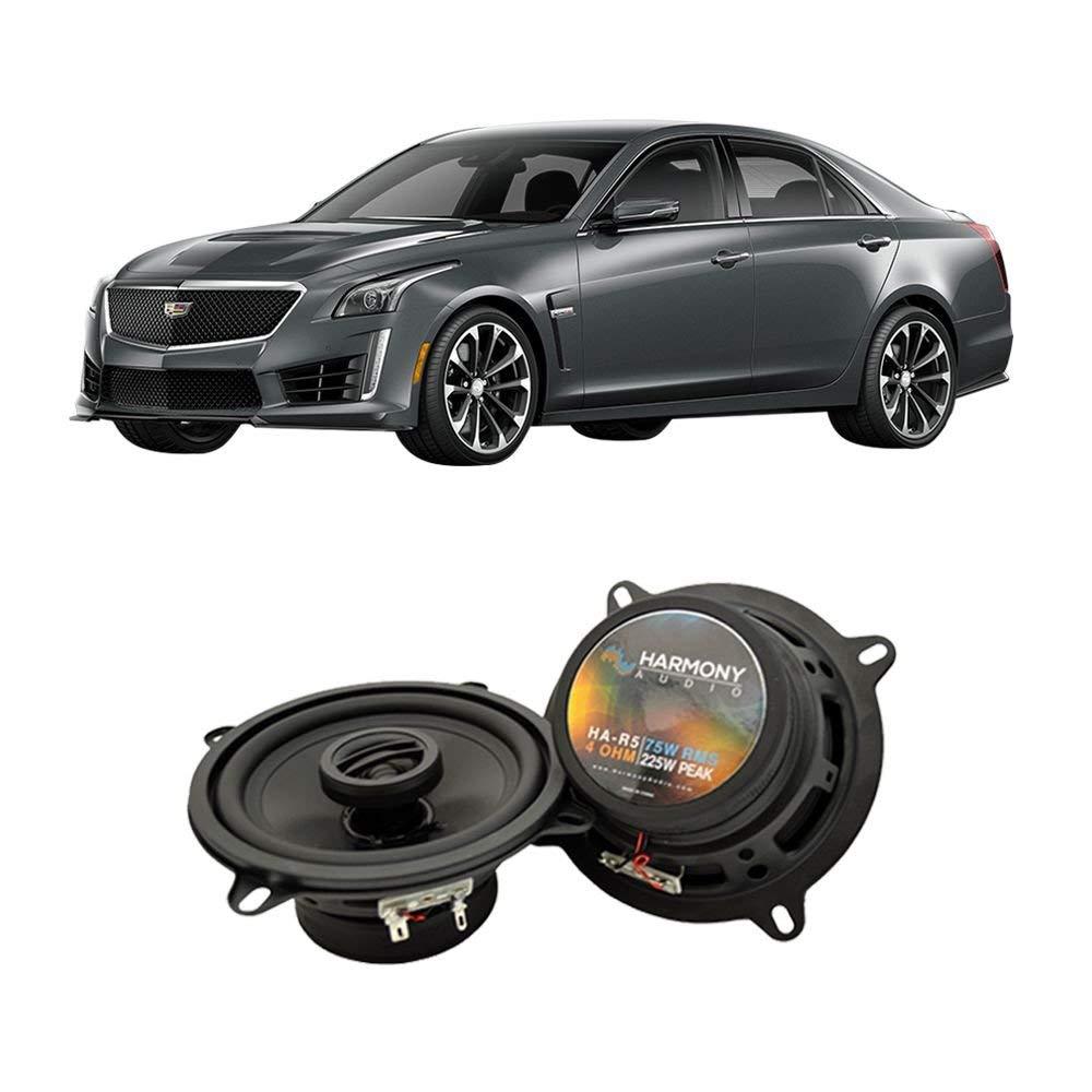 Cadillac Speakers