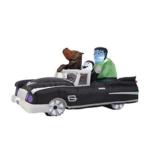 Cadillac Halloween